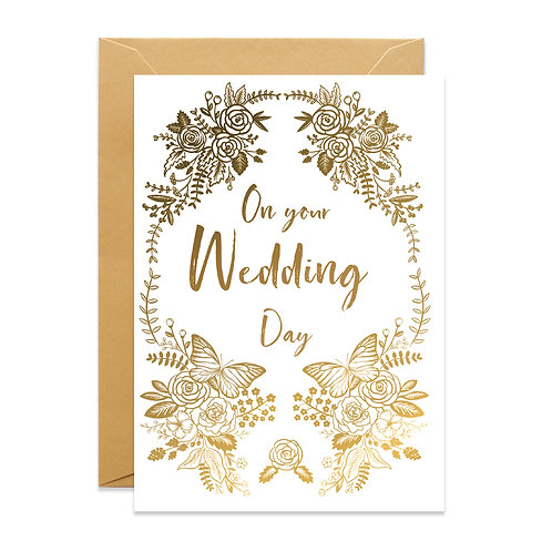 Golden Wedding Day