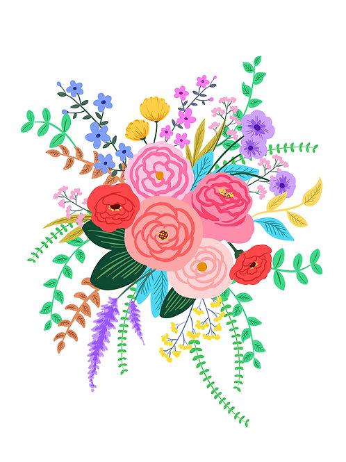 Floral Garden AP02