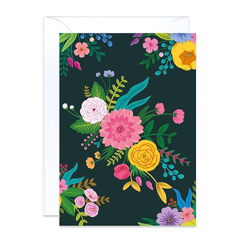 Marigold Pink Floral