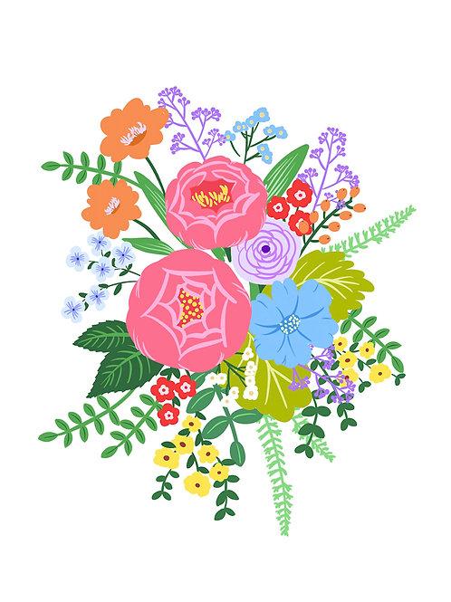 Floral Garden AP04