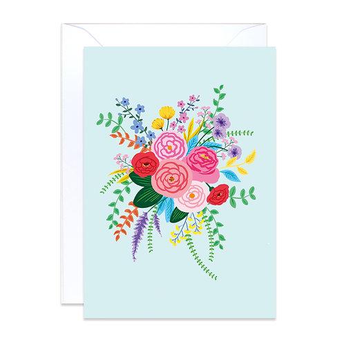 Floral Garden Mint