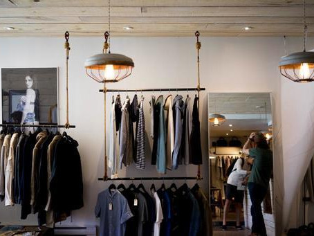 """How a programme about Minimalism highlighted the """"Fast Fashion"""" industry"""