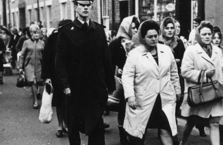 The Headscarf Revolutionaries: pioneers of change
