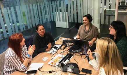 Women in Work: Episode with Lisa Nolan