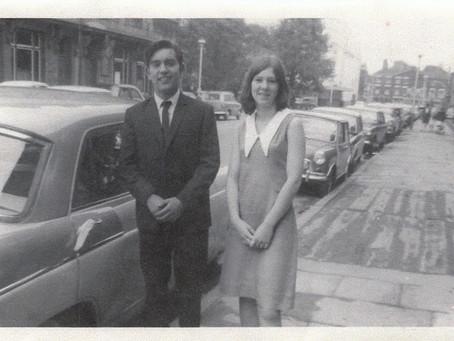 My Mum the 1960's Workplace Disruptor