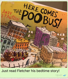 The Poo Bus Book