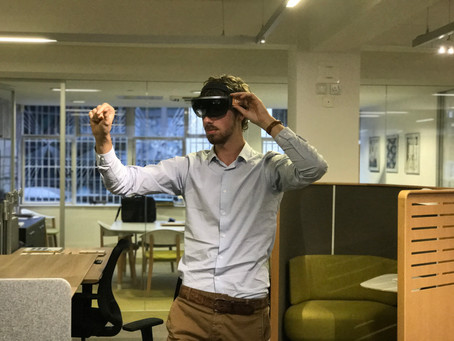 Workplace Innovation and the HoloLens