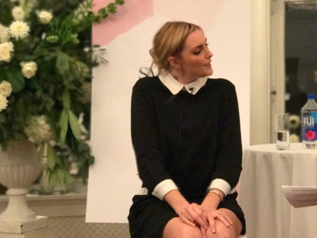 An evening with Sophie Dahl