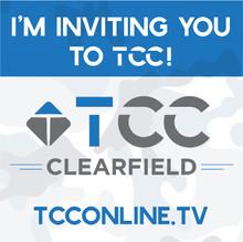 TCC: CLEARFIELD