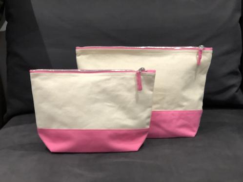 'Lips & Lashes' Make-Up Bag (Large)