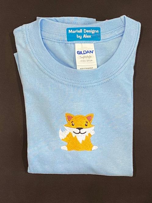 Baby Fox short sleeve t-shirt