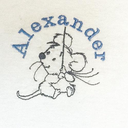 Long Sleeve Mouse T-shirt