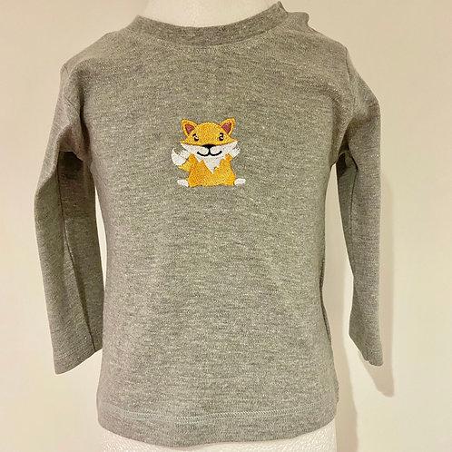 Long Sleeve Foxy Fox T-Shirt