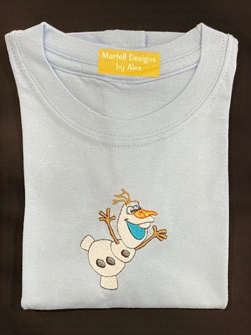 Olaf short sleeve T-Shirt