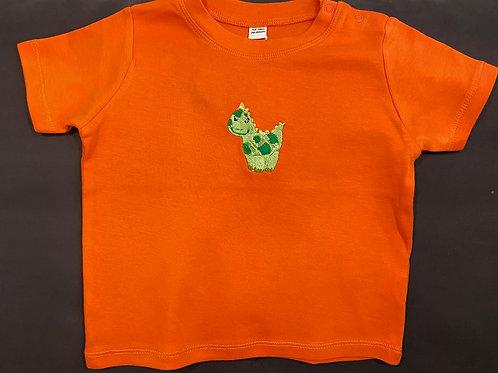 Short Sleeve Dinky Dino T-Shirt