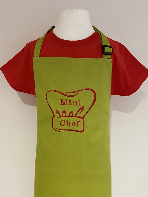 Mini Chef Apron