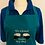 Thumbnail: Go Ahead Bake My Day Embroidered Apron