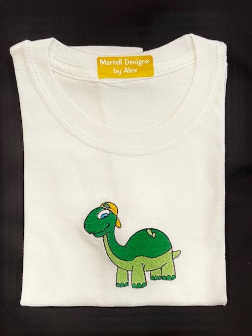Dino Cap short sleeve T-shirt
