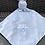 Thumbnail: Blue Bunny Rabbit baby comforter