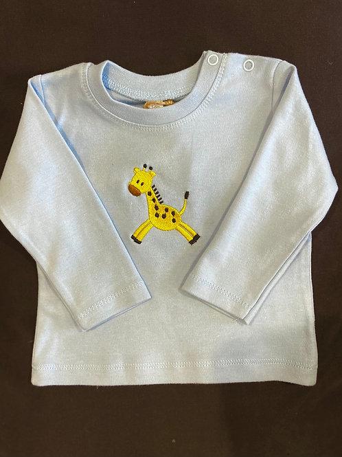 Jolly Giraffe Long Sleeve T-shirt