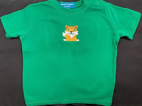 Short Sleeve Foxy Fox T-Shirt