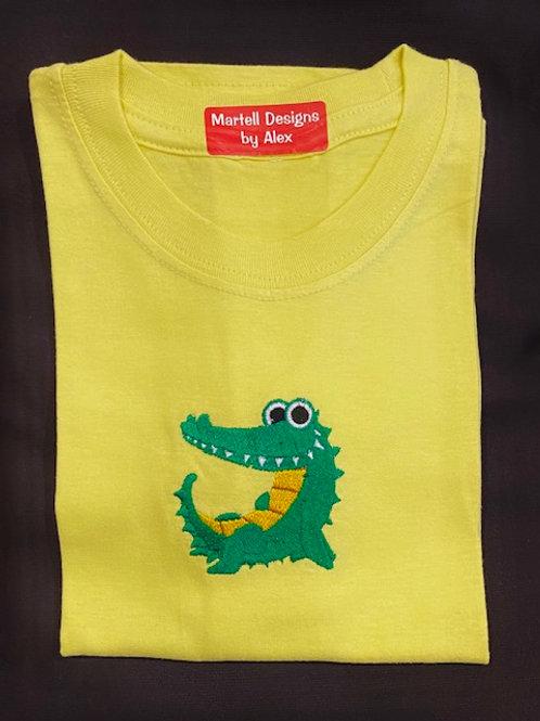 Baby Croc short sleeve t-shirt