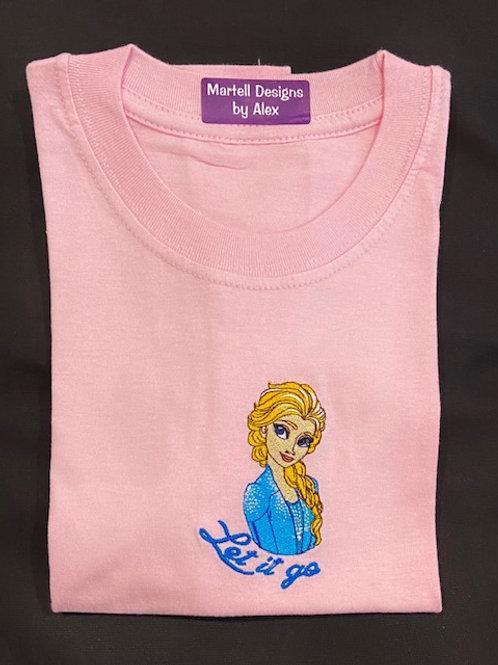 Elsa short sleeve T-Shirt