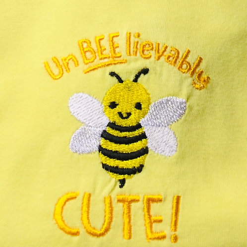 The Cute Bee