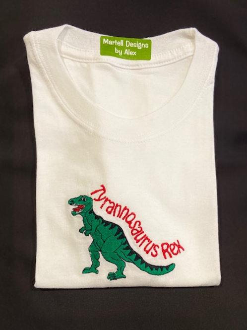 Tyrannosaurus Rex short sleeve t-shirt
