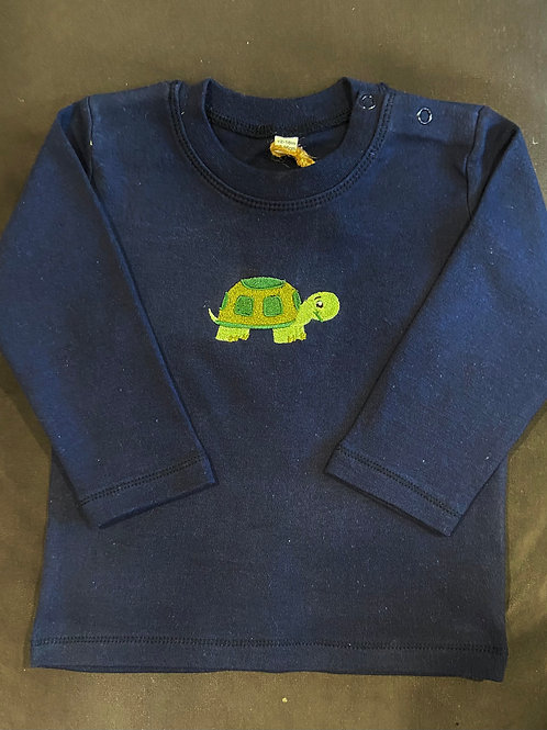 Long Sleeve Tortoise T-shirt