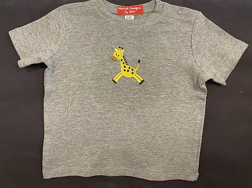 Jolly Giraffe Short Sleeve T-shirt
