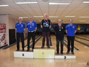 Championnat Vétérans 1° Phase