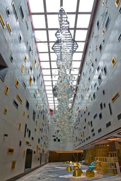 W Dubai hotel, the palm Jumeirah