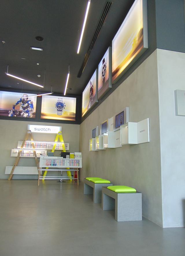 Swatch Store - Pandomo