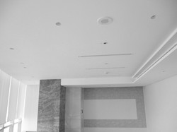 Etihad Tower - Ceiling & Partition