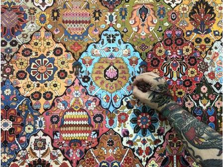 שטיחי הנפש של ג'ייסון סייף