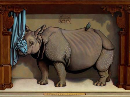 ארון הפלאות של הציירת מדלין פון פרסטר
