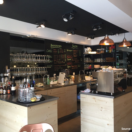 AAG agencement bar café pub
