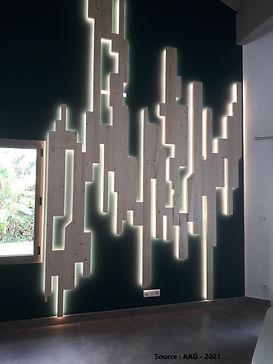 AAG - Ateliers d'Agencement Garnier - Ergonhomme - Mur retro eclaire.jpg