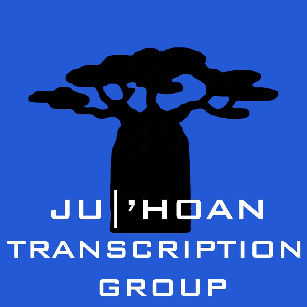 Ju 'hoan Transcription Group Logo