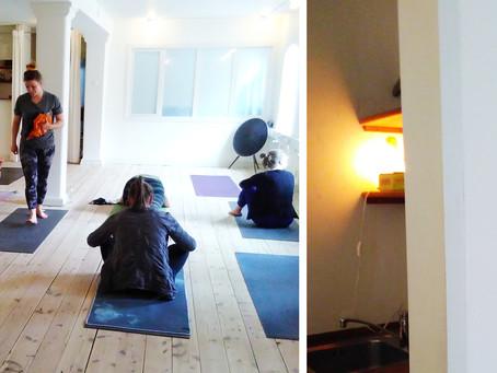 Power Yoga og Klimatosser