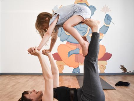Ny til yoga?