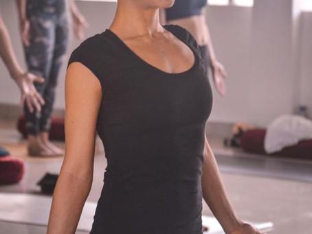 En yogalærer på nye eventyr