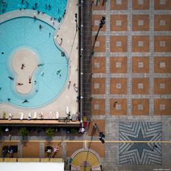 City Patterns #15_Pool side