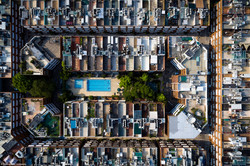 City Patterns #5_Luxurious density