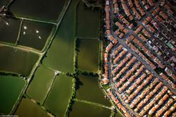 City Patterns #3_Six feet above