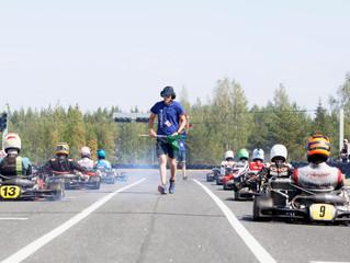 Karting SM, Laukaa 27.7.2019