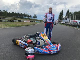 IAME Series Finland Paimio 4-5.8.2018