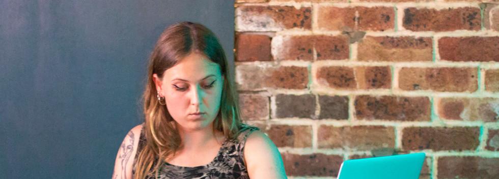 Hannah Hotker of Mood Ring