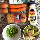 Ingredientes del Poké